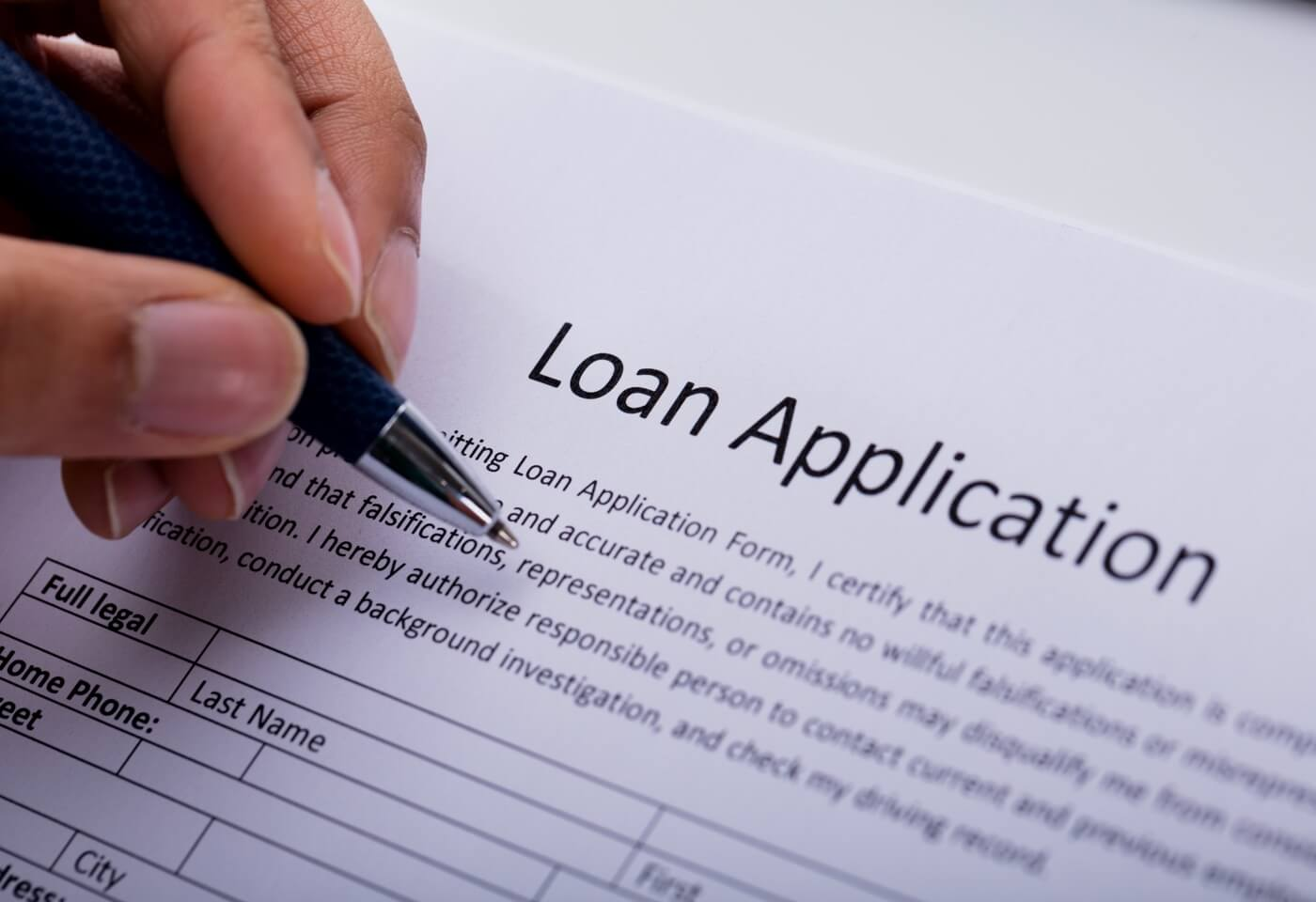 The Loan Requesting Process